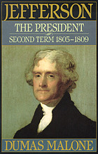 Jefferson the President: second term, 1805-1809