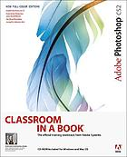 Adobe Photoshop CS2 : classroom in a book
