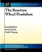Reaction wheel pendulum
