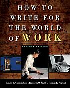 How to write for the world of work