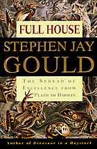 Full house : the spread of excellence from Plato to Darwin