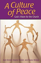A culture of peace : God's vision for the church