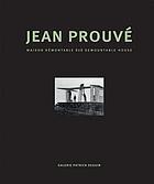 Jean Prouvé : maison démontable 8 x 8 = 8 x 8 demountable house