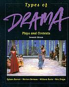 Types of drama : plays and essays
