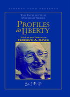 The life and thought of Friedrich A. Hayek
