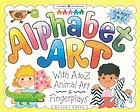 Alphabet art : with animal A-Z animal art & fingerplays