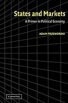 States and markets : a primer in political economy