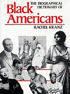 The biographical dictionary of Black Americans