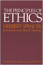 The principles of ethics