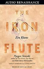 The iron flute Zen kōans