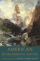 American environmental history : an introduction