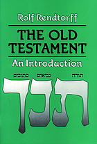 The Old Testament : an introduction