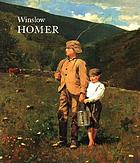 Winslow Homer : exhibition National Gallery of Art, Washington, 15 Oct. 1995-28 Jan. 1996 ; Museum of Fine Arts, Boston, 21 Feb. - 26 May 1996 ; The Metropolitan Museum of Art, New York, 20 Jun. - 22 Sept. 1996