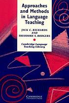 Approaches and methods in language teaching : a description and analysis