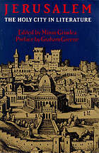 Jerusalem : the Holy City in literature