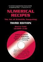 Numerical recipes the art of scientific computing ; source code CD-ROM v 3.0