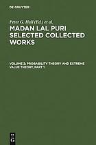 Probability theory and extreme value theory