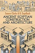 Ancient Egyptian Masonry : the building craft