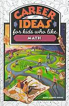 Career ideas for kids who like math