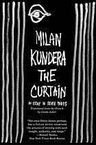 The curtain : an essay in seven parts