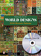 World designs : 1200 historic patterns