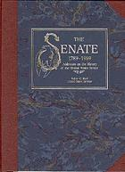 The Senate, 1789-1989, Address on the History of the United States Senate : 13724, Volume 2