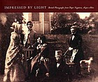 Impressed by light : British photographs from paper negatives, 1840-1860