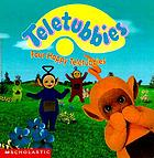 Four happy Teletubbies