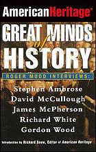 American heritage great minds of history