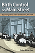 Birth control on main street : organizing clinics in the United States ; 1916-1939