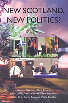 New Scotland, new politics