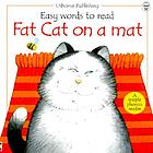 Fat Cat on a mat