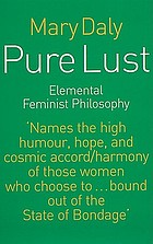Pure lust : elemental feminist philosophy
