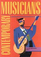 Contemporary musicians : profiles of the people in music.