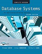 Database systems : an application-oriented approach