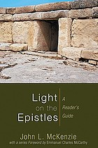Light on the Epistles : a reader's guide