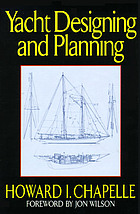Yacht designing and planning for yachtsmen, students & amateurs