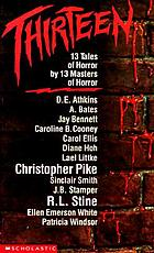 Thirteen : 13 tales of horror