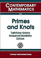 Primes and knots