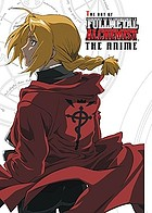 The art of Fullmetal alchemist : the anime
