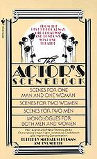 The Actor's scenebook : scenes and monologues from contemporary plays