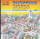 Shopping words vocabulary buildersShopping words vocabulary builders