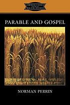 Parable and Gospel