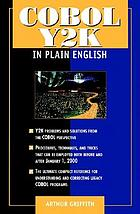 Cobol Y2K in plain English