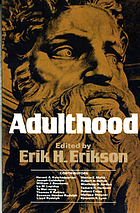 Adulthood : essays