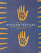 The art of African textiles : technology, tradition, and lurex