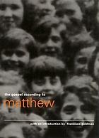 The Gospel according to Matthew : authorized King James version