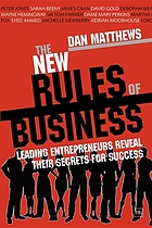 New Rules of Business, The