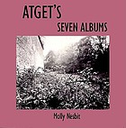 Atget's seven albums