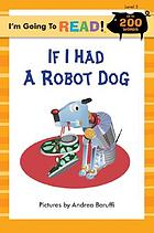 If I had a robot dog